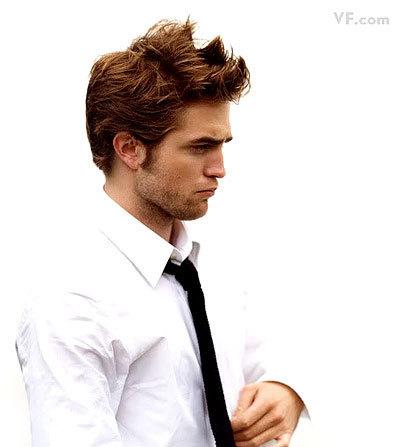 Mehr Robert Pattinson 'Vanity Fair' Outtakes