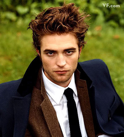 più Robert Pattinson 'Vanity Fair' Outtakes