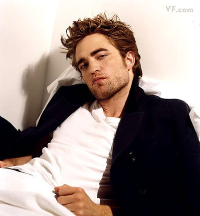 lebih Robert Pattinson 'Vanity Fair' Outtakes