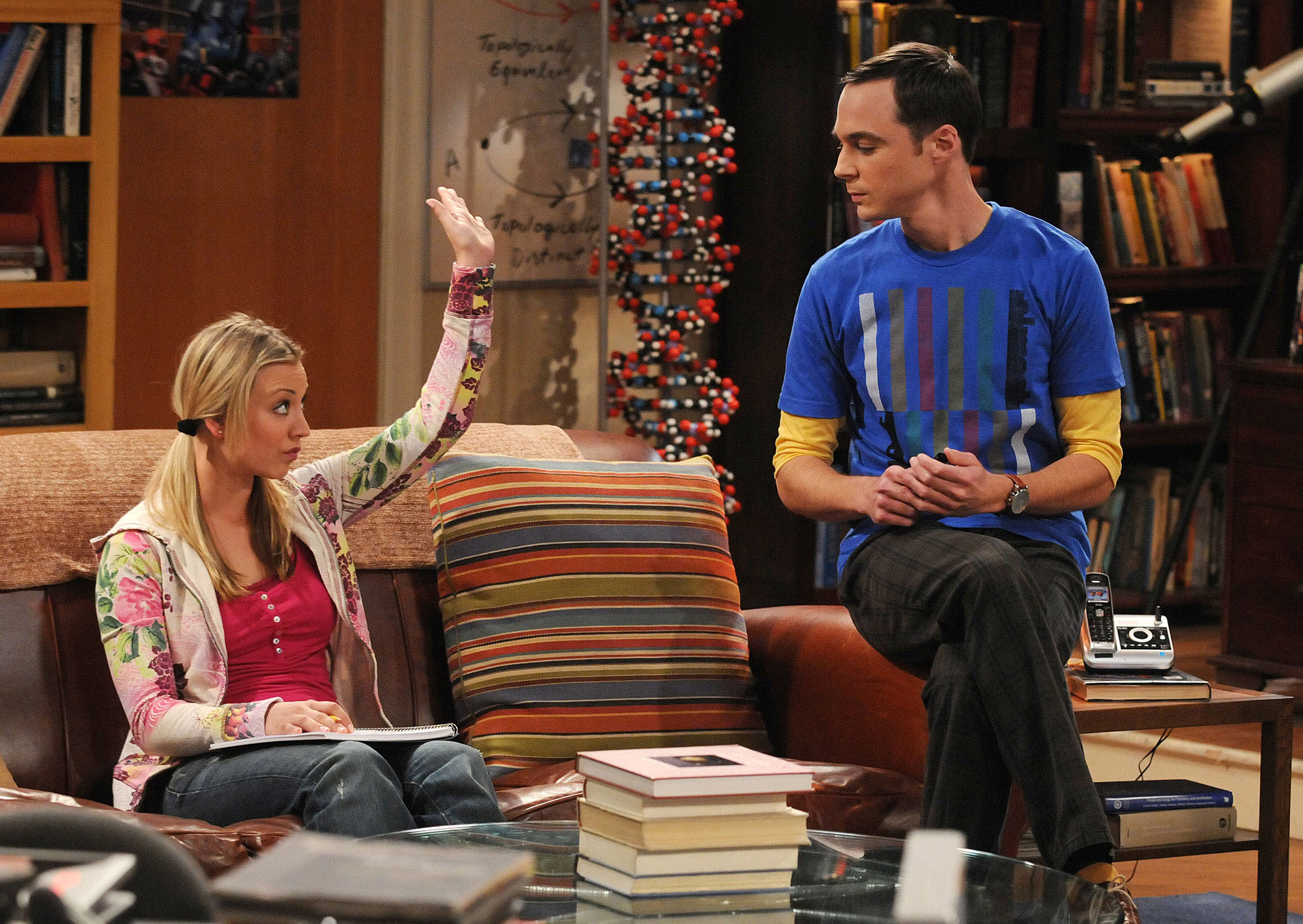 sheldon cooper and penny relationship trust