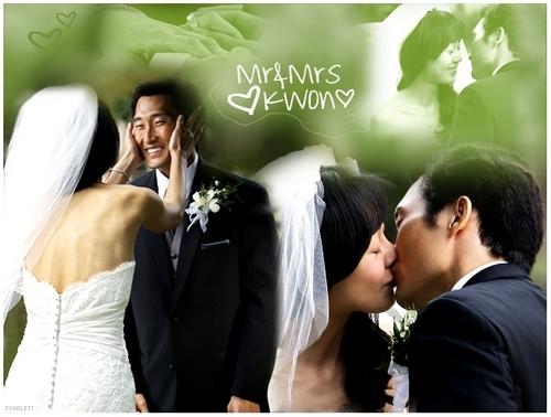 Mr&Mrs Kwon