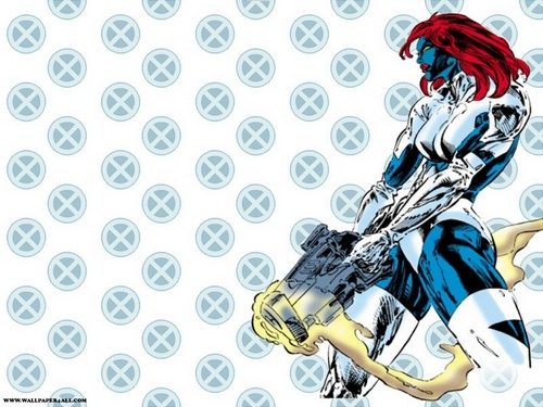 Mystique - marvel-comics Wallpaper