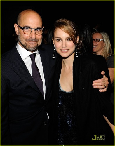 Natalie @ 2009 Gotham Awards