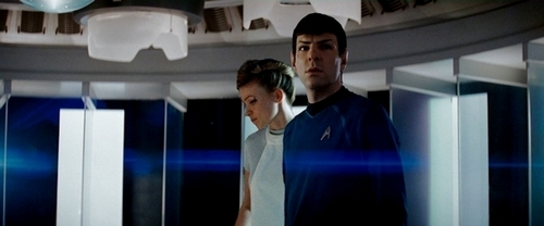 New Spock/New Chapel