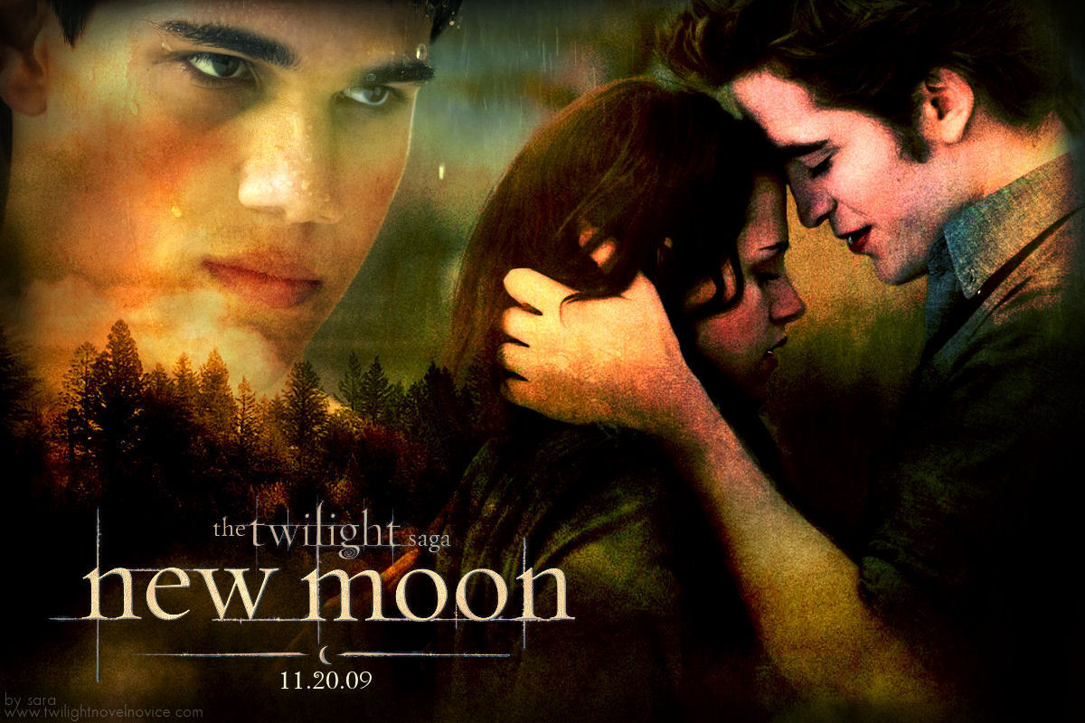 movie analysis new moon from the twilight saga essay