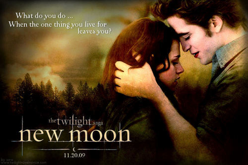 New Moon Movie wallpaper with anime and a portrait called NewMoonMovie Wallpapers <3