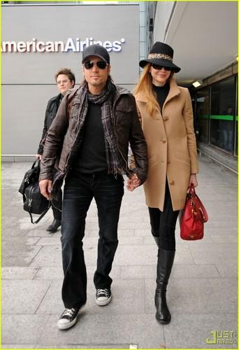 Nicole Kidman & Keith Urban: Krismas in Australia!