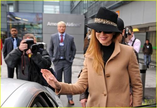 Nicole Kidman & Keith Urban: Christmas in Australia!
