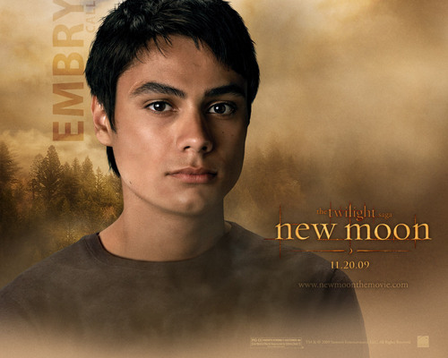Official New Moon 壁紙