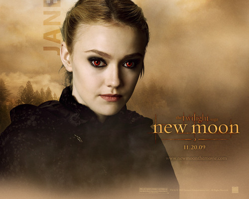 Official New Moon 바탕화면