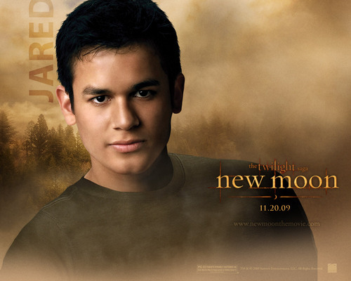 Official New Moon wallpaper