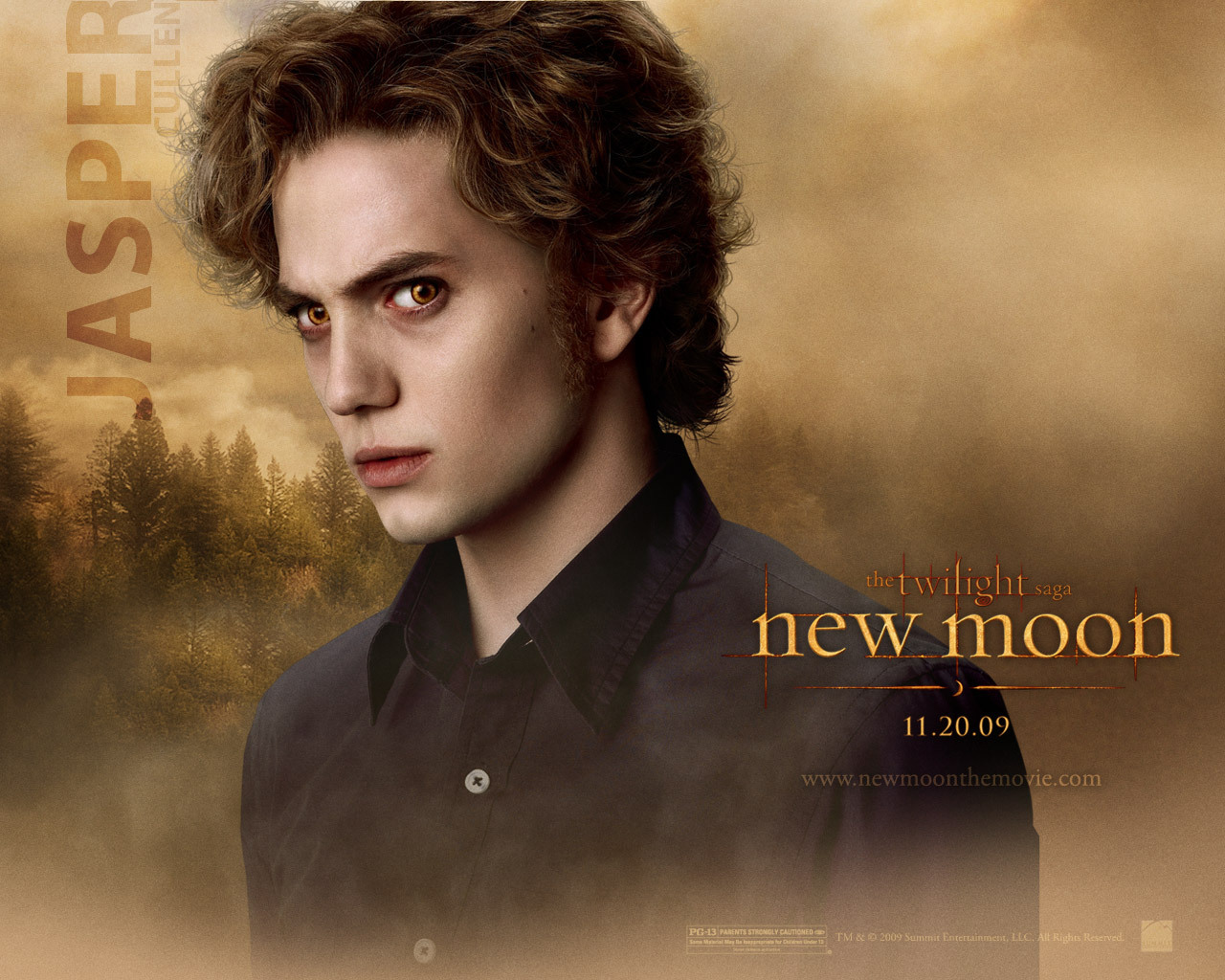 official new moon wallpapers twilight series wallpaper