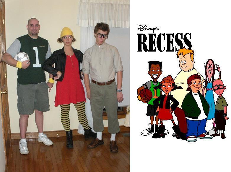 Our Halloween Costumes