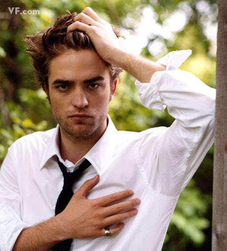 Part 5 Robert Pattinson Vanity Fair Outtakes