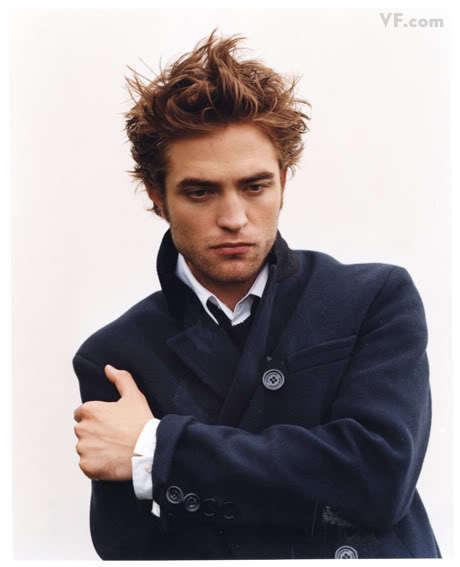 Part 5 Robert Pattinson Vanity Fair Outtakes