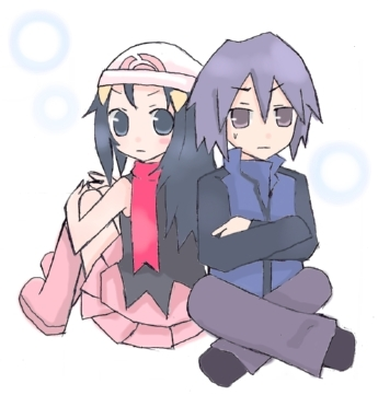 http://images2.fanpop.com/image/photos/9200000/Paul-and-Dawn-dawn-hikari-9276156-345-361.jpg Pokemon Dawn And Paul Love Story