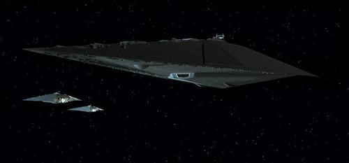 Pellaeon-Class 星, 星级 Destroyer Legacy Era