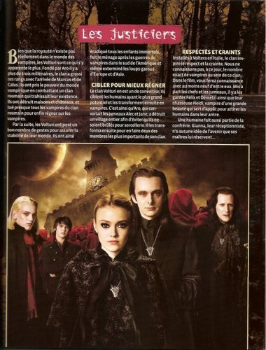 Quebec Magazine Scans - Rob and New Moon Special Editions