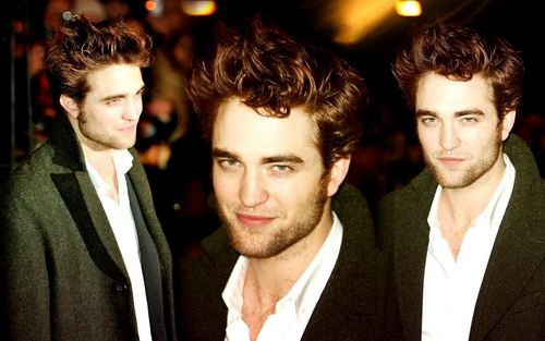 R.Pattinson wallpaper <3