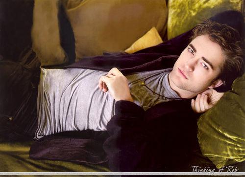 R.Pattinson 바탕화면 <3
