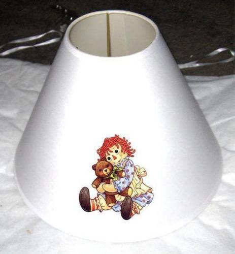 Raggedy Ann And Andy Lamp Shade