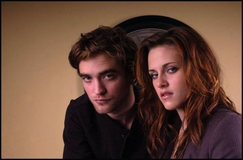 Rob & Kristen Beverly Wilshire Hotel Photoshoot
