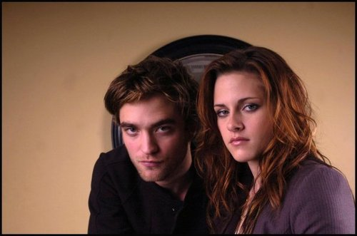 Rob & Kristen Beverly Wilshire Hotel Photoshoot