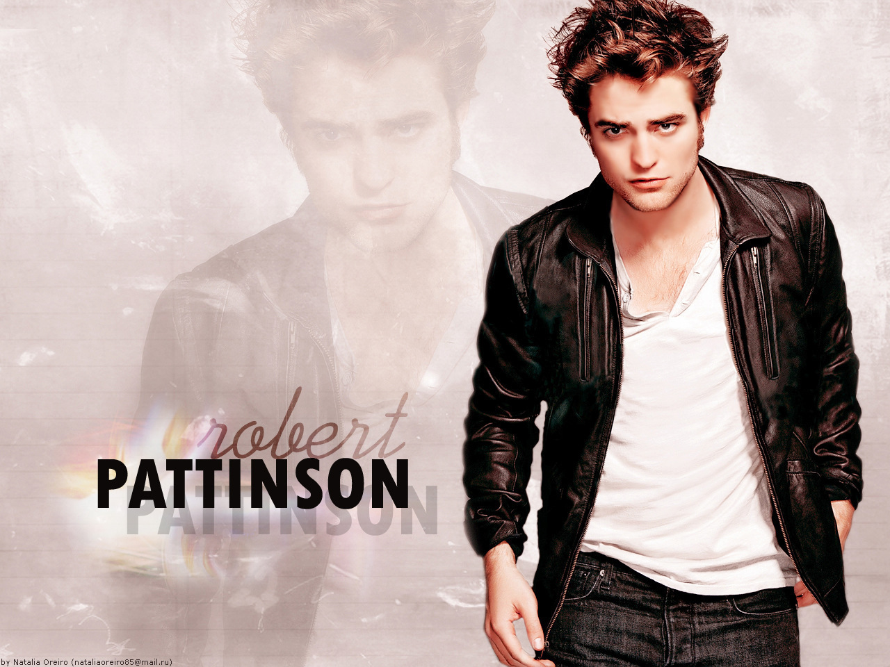 Rob Pattinson - twilight-series wallpaper