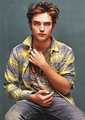 Rob Poster at Sugar Lad Mag-UK Poster  - twilight-series photo