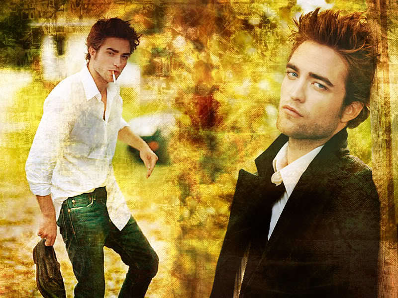Robert Pattinson Wallpapers(from ROBsessed) - twilight-series wallpaper