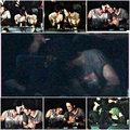 Robert Pattinson and Kristen Stewart at a concert maybe almost kissing - robert-pattinson-and-kristen-stewart photo