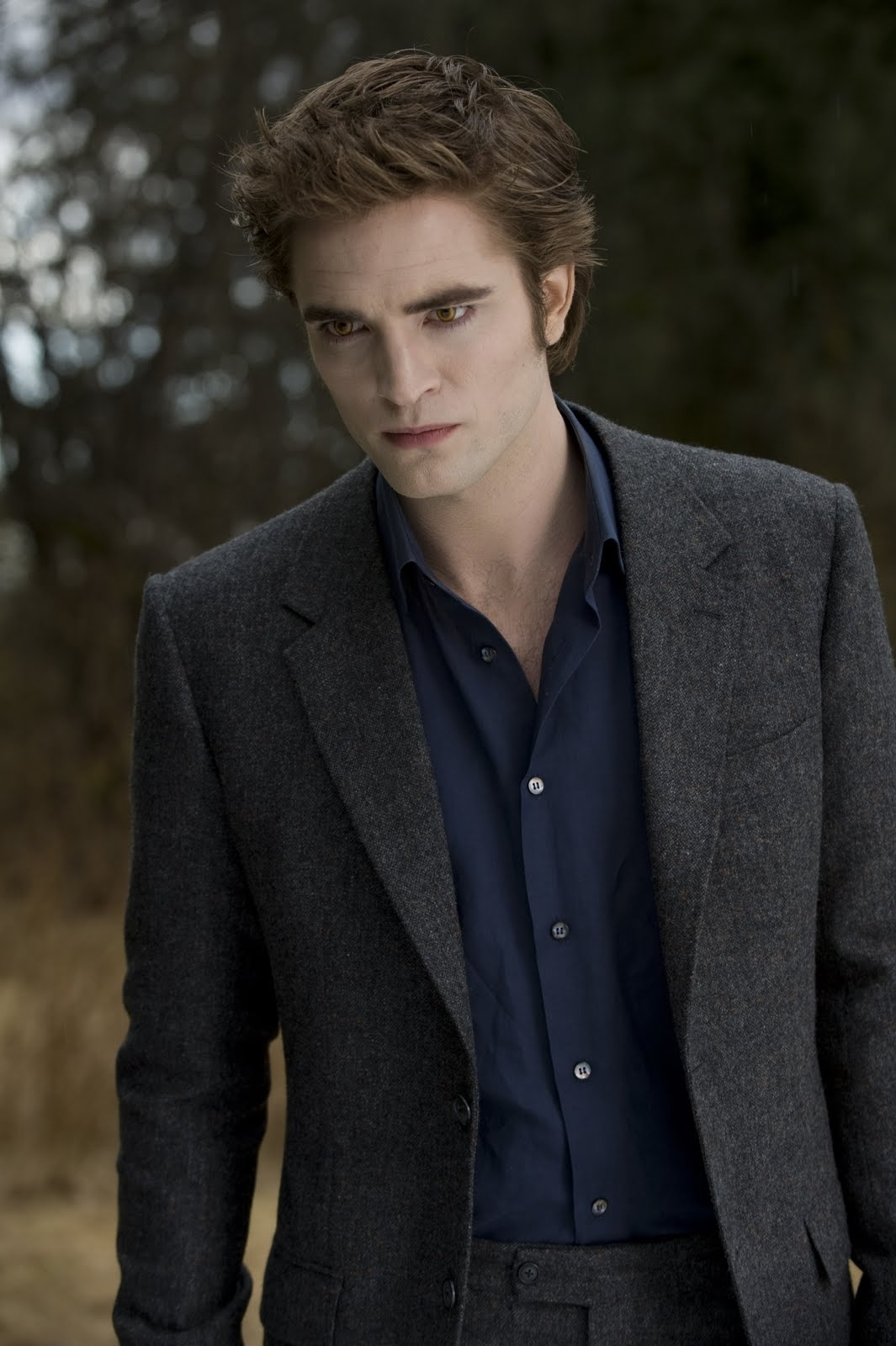 Robert Pattinson And Edward Cullen Robert Pattinson