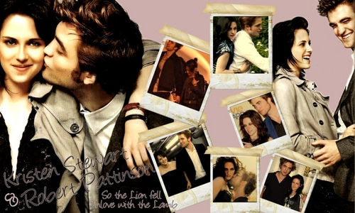 Robert and Kristen pics