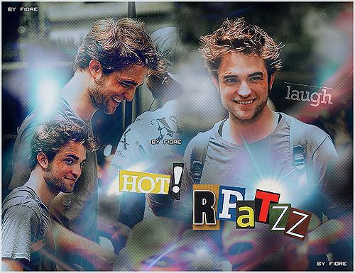 Robert Pattinson kertas dinding entitled Robert