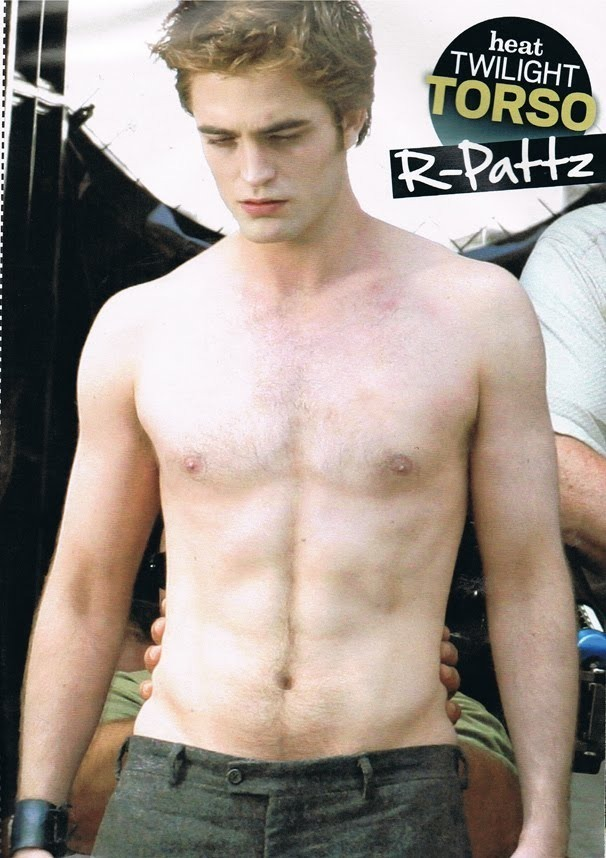 Round-up of Magazine Scans with Robert Pattinson