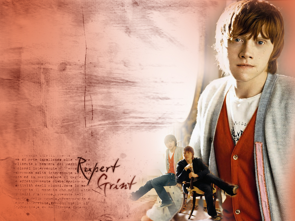 Rupert Grint - Wallpaper Hot