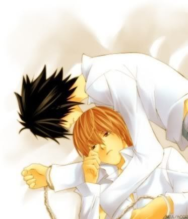 Ryuzaki & Light~!