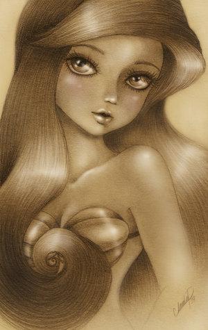 Sepia Ariel :D