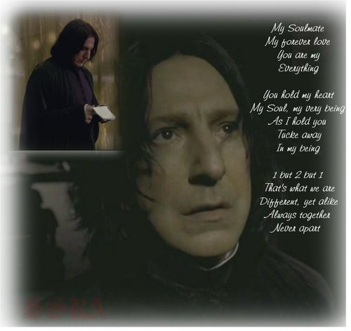 Severus-Soulmate