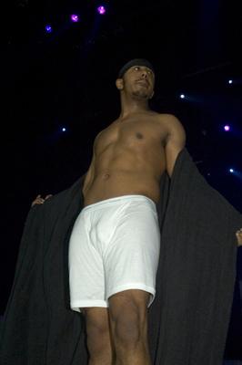 Naked marcus houstin