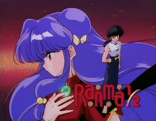 Shampoo and Ranma