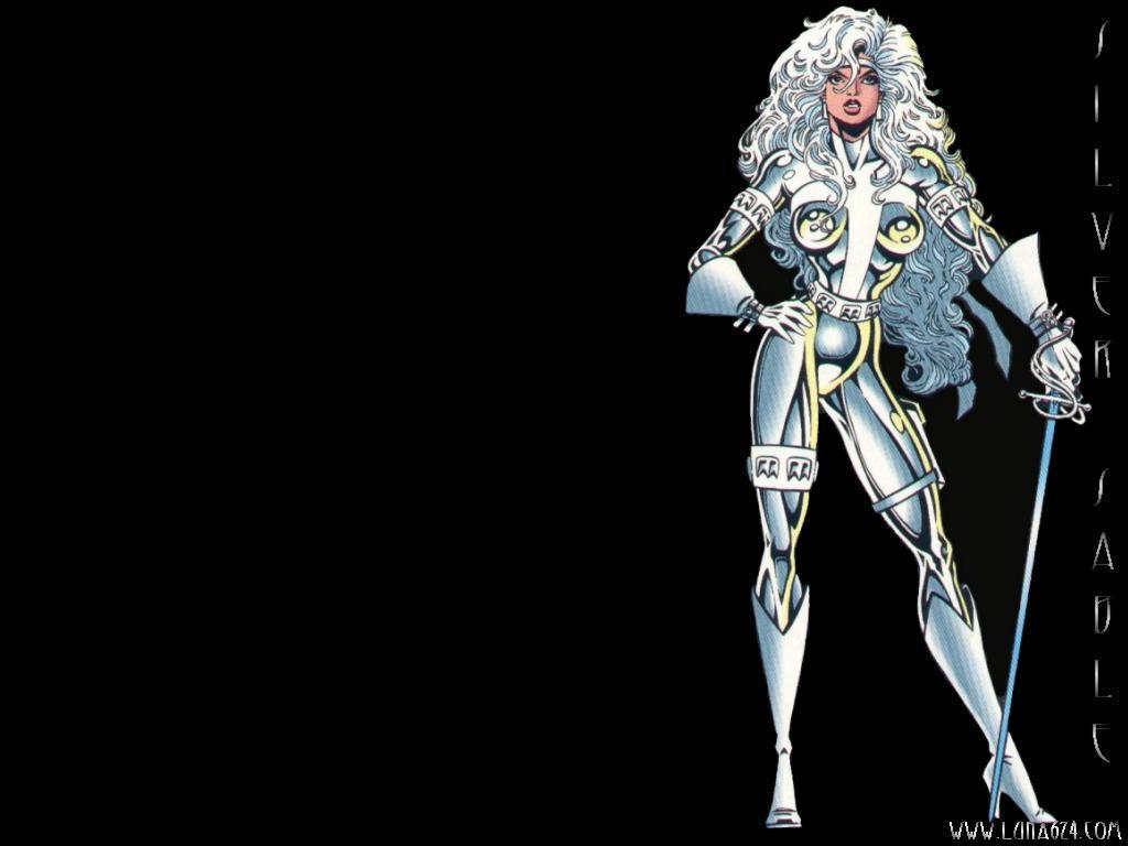 Marvel Comics Silver Sable