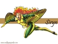 Siryn - marvel-comics wallpaper
