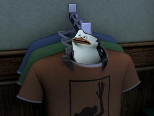 Skipper's T 셔츠