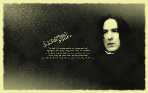 Snape - Dark Arts