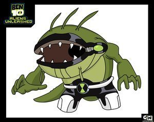 Ben 10: Alien Force wallpaper with anime entitled Spitter