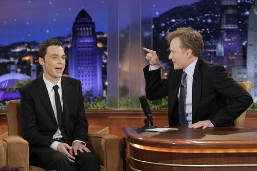 "Stills from ""The Tonight Show"" with Conan O'Brien (HQ)"