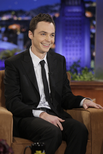"Stills from ""The Tonight Show"" with Conan O'Brien (HQ) - jim-parsons Photo"