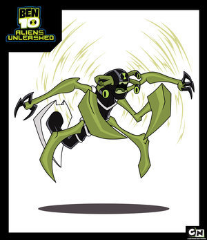 Ben 10: Alien Force wallpaper with anime titled Stinkfly
