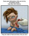 Stop Chibi Violence!!!!